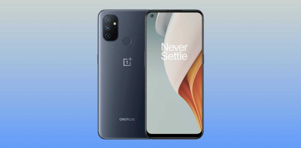 OnePlus Nord N1 5G приєднується до лінійки смартфонів OnePlus 2021