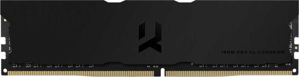 ⓘ IRDM PRO DEEP BLACK DDR4: швидка та чорна