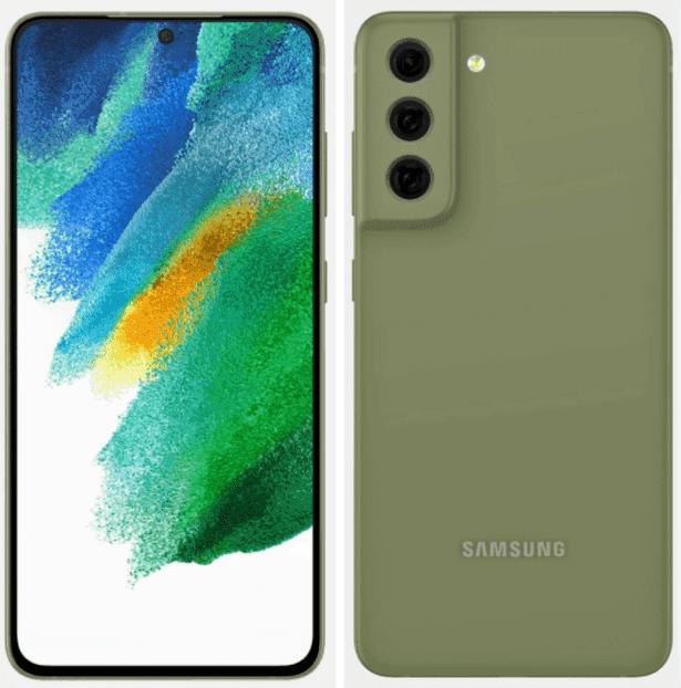 Samsung Galaxy S21 FE — дешевший, ніж Galaxy S20 FE