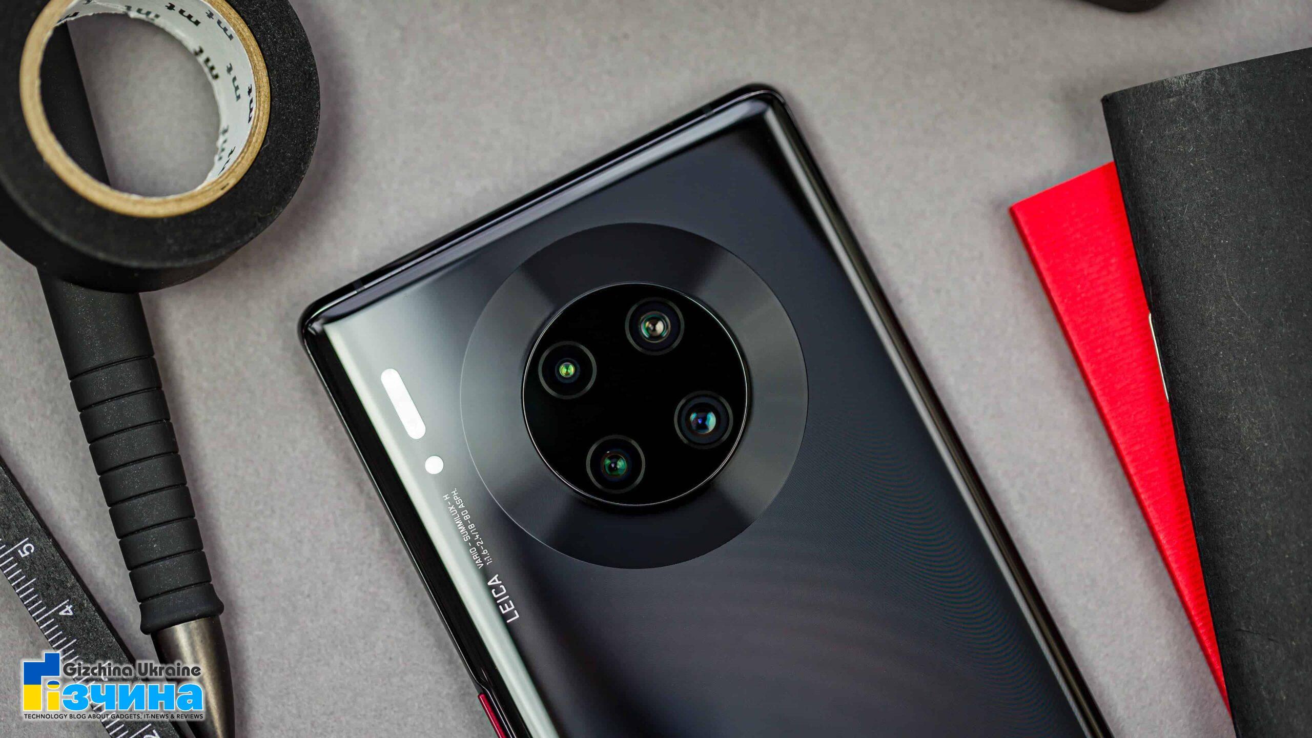 Huawei Mate 30 Pro: Пережив три дні під водою