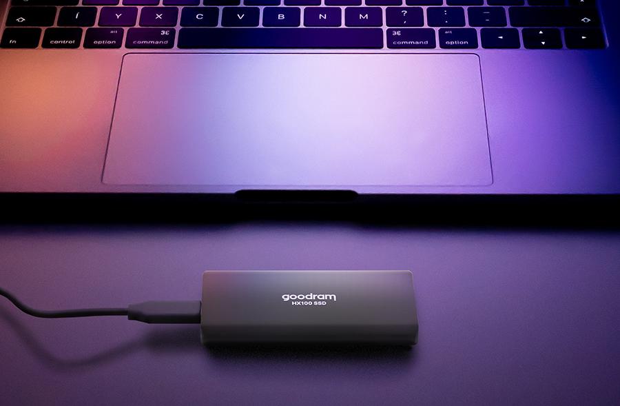 SSD HX100 USB 3.2 Gen 2 Новое измерение возможностей