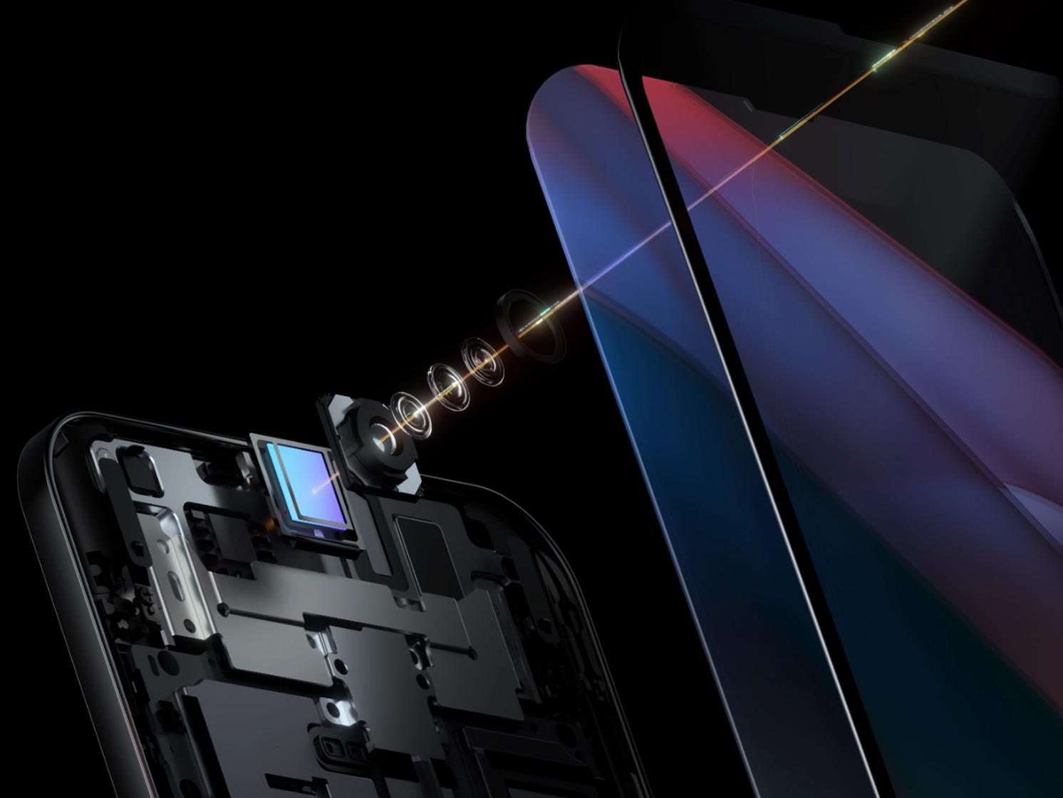 OPPO представляє підекранну камеру нового покоління