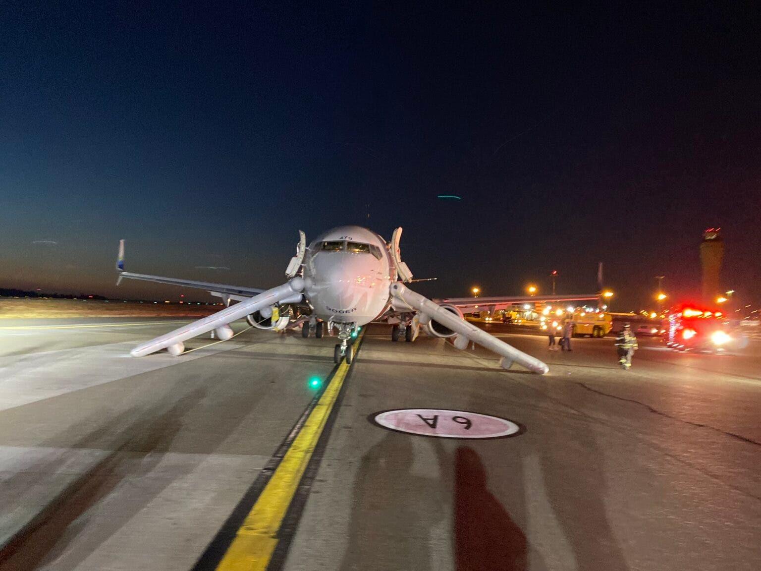 Займання смартфона Samsung закінчилося евакуацією пасажирів літака