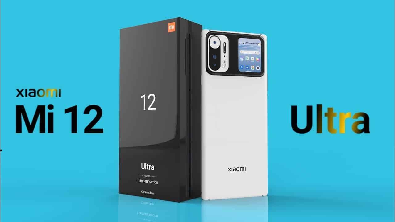 Xiaomi Mi 12: 4-нм Snapdragon 898, экран LTPO 120 Гц и многое другое