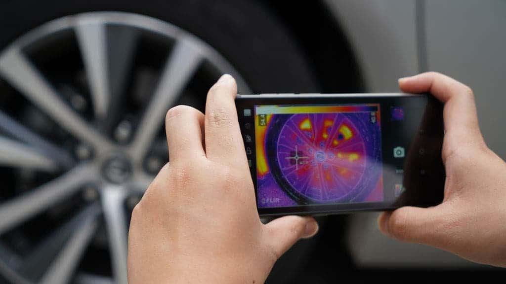 Blackview BV6600 Pro: Самый доступный смартфон с тепловизионной камерой