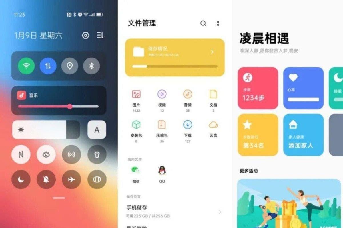Oppo оголошує про вихід Color OS 12 в цьому місяці