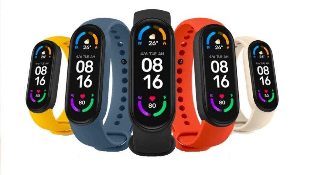 Xiaomi Smart TV Q1E і Mi Band 6 NFC вийдуть 15 вересня