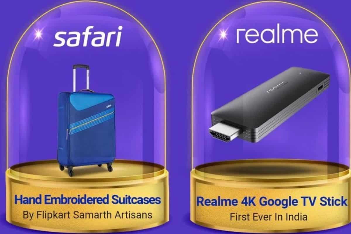 Realme випустить Realme 4K Google TV Stick
