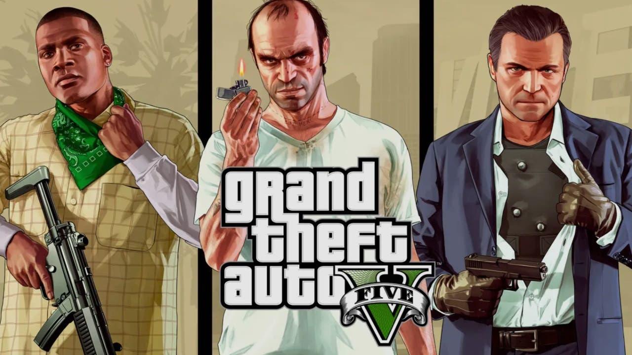 GTA V: Відома дата виходу на PlayStation 5 і Xbox Series X/S