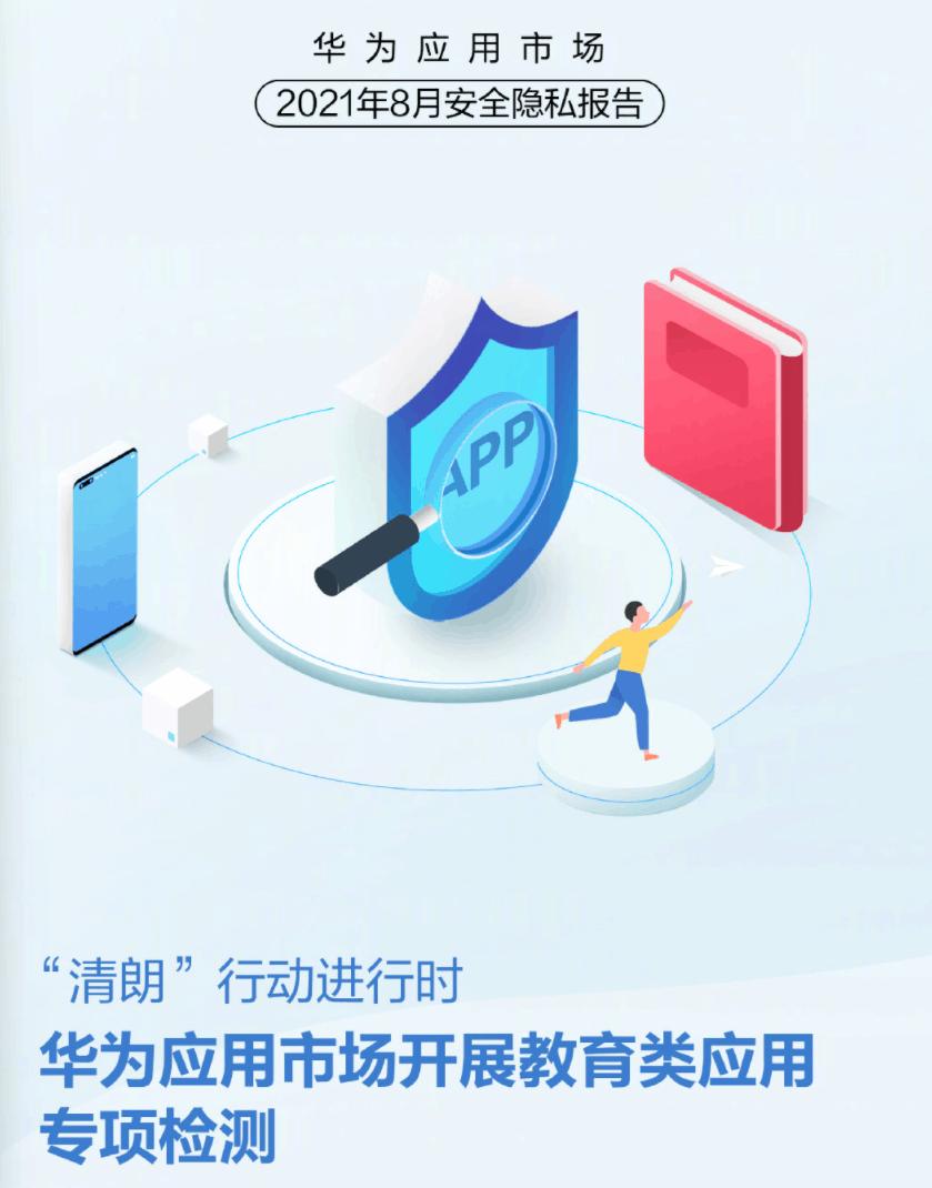 Huawei AppGallery в серпні виявив 494 проблемних додатків