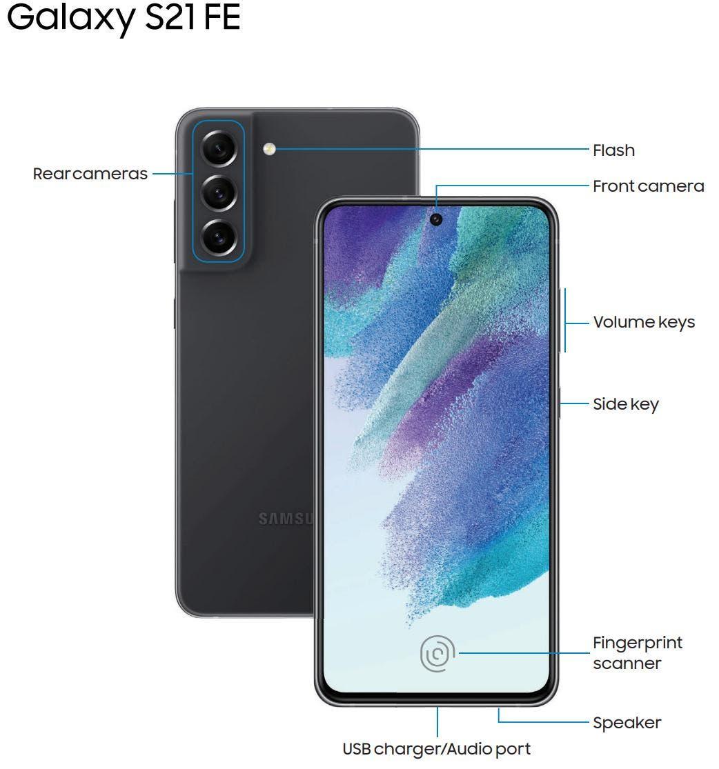 Samsung Galaxy S21 FE: Деякі функції зникнуть